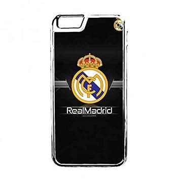 La Liga Real Madrid Funda Carcasa,Clear iPhone 6S Real ...