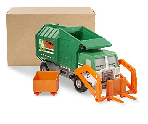 Tonka Mighty Motorized Garbage FFP Truck