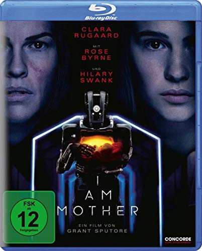 I Am Mother [Blu-ray] [2019]