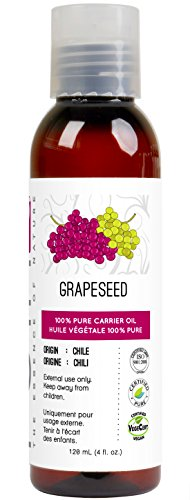 Grapeseed Carrier Oil 120 Fl