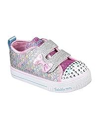Skechers Baby-Girls Shuffle LITE-Mini Mermaid Sneakers