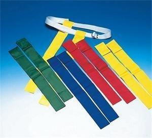 Spectrum Flag Football Sets (Set of 12)-Green