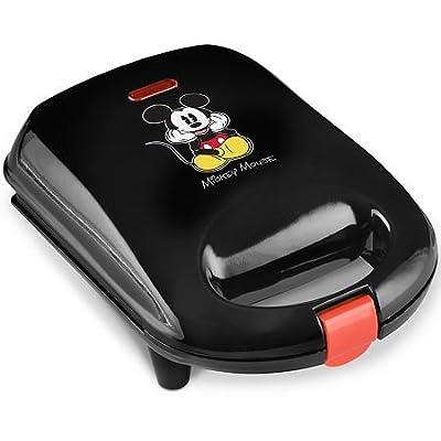 Disney DCM-9 Mickey Mini Waffle Maker, Black from Disney