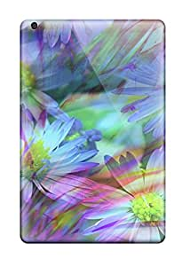 Sanp On Case Cover Protector For Ipad Mini/mini 2 (flower Artistic Abstract Artistic)