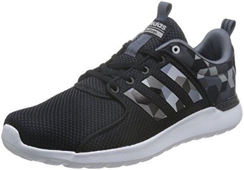 Adidas Cloudfoam Lite Racer, Zapatillas para hombre negro