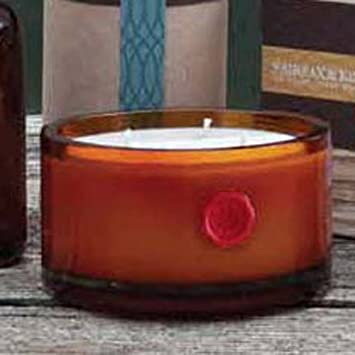 Amazoncom Found Goods Market 3 Wick 8 Oz Glass Candle Magnolia