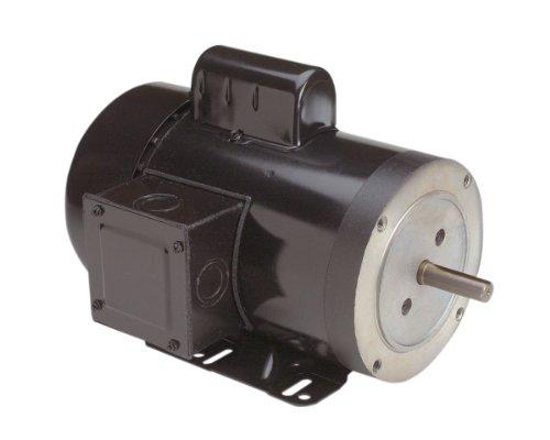 Century C830 Cap Start C-Face, 56C Frame, 1-HP, 1800-RPM, 115/208-230-Volt, 15-Amp, Ball Bearing Motor ()