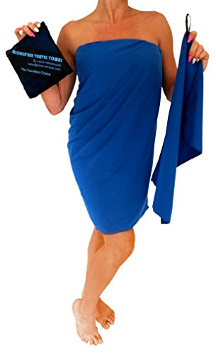 Microfiber Travel Towel 30x60 FREE product image