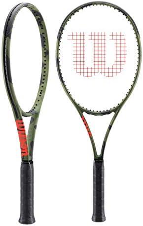 Wilson Blade 98L 16x19 CAMO Edition Tennis Racquet 4 1 4 Grip