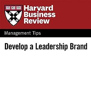 Develop a Leadership Brand