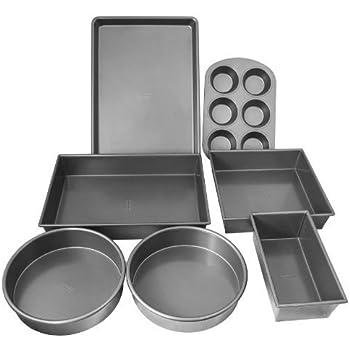 Chicago Metallic 7 Piece Bakeware Set