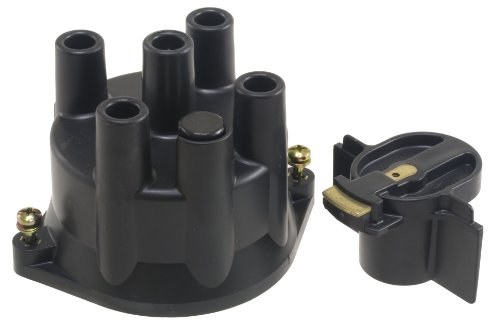 Wells 15625 Distributor Cap and Rotor Kit (And Replacement Cap Rotor)