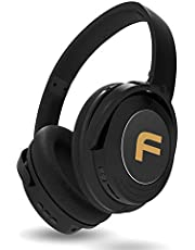 Fifo Style Bluetooth headphones – Wireless Over Ear Headset with case - 95% Active Noise Cancelling, Rich Bass, Clear sound, Built-in Mic, 30h+ Playtime – Quality earphones for Gaming, Travel, Running, TV, Phone