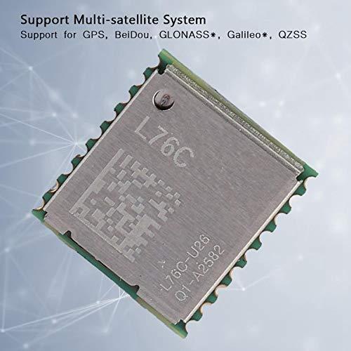 (Value-5-Star - New Original L76C Multi-satellite System GPS/GNSS Module Support DGPS/SBAS Built-in LNA )