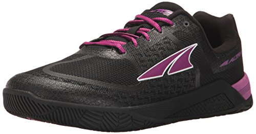 Altra Women's HIIT XT Cross-Training Shoe, Black/Purple, 9
