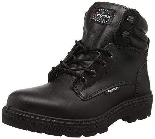 """Cofra 25550–000.w42taglia 42s3src """"scafo bis"""" sicurezza scarpe, colore: nero"""