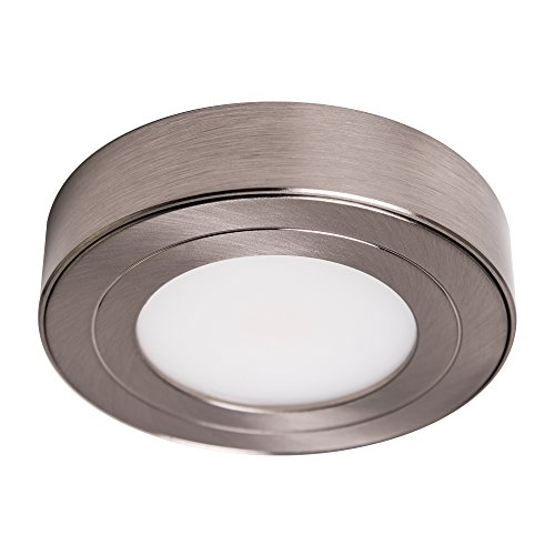 Armacost Lighting 223411 LED Puck, Bright White