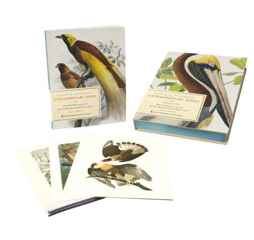 Natural Histories Extraordinary Birds