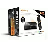 MyGica ATV 495Pro HDR | Android 6.0 Marshmallow Streaming Media Player | 4K Ultra HD Video | Dual Band AC Wi-Fi | KR-41 Air Keyb