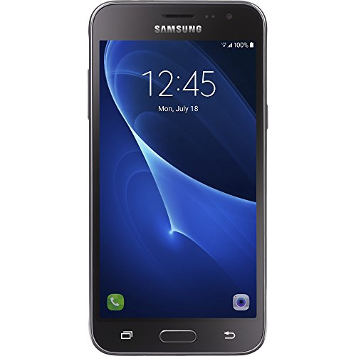 TracFone Samsung Galaxy J3 Sky 4G LTE Prepaid Smartphone, 16 GB by TracFone