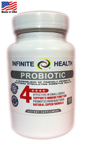 Probiotic & Enzyme Supplement