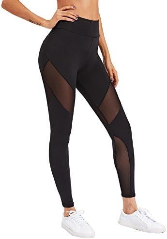 SweatyRocks Womens Stretchy Workout Leggings product image