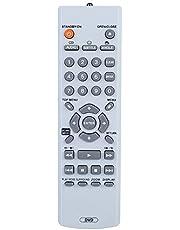 ASHATA TV-fjärrkontroll utbyte, universell DVD-fjärrkontroll smart fjärrkontroll för Pioneer med över 8 meter kontrollavstånd