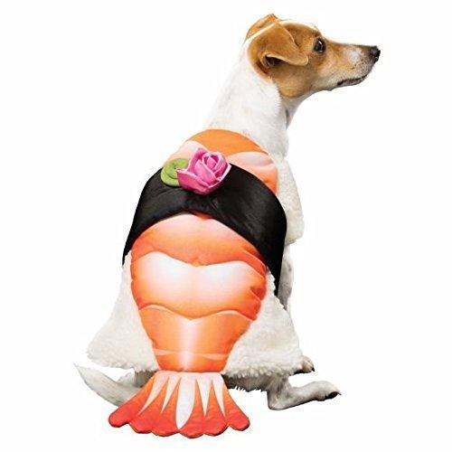 Thrills & Chills Sushi Dog Costume - Large -