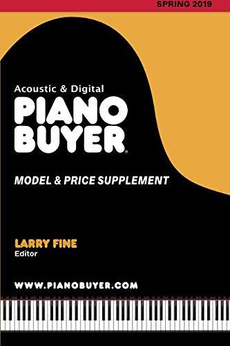 Piano Buyer Model & Price Supplement / Spring ()