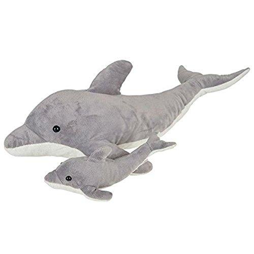Birth Life Dolphin Baby Plush