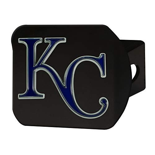 FANMATS MLB - Kansas City Royals Color Hitch - Black