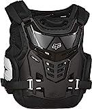 Fox Racing Unisex-Child Raptor PROFRAME LC Motocross Chest Protector,Black/White,One Size