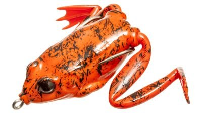 picture of Lunkerhunt LF02 Lunker Frog Series 2.5-Inch Rocky Toad Style Fishing Lure