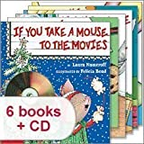 img - for If You Give Audio Set (6 Books & 1 CD) (If You Give a Mouse a Cookie; If You Give a Moose a Muffin; book / textbook / text book