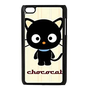 Super Cute Chococat Custom Design Apple Ipod Touch 4 Hard Case Cover phone Cases Covers