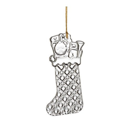 (Marquis By Waterford Stocking with Presents, Christmas Ornament)