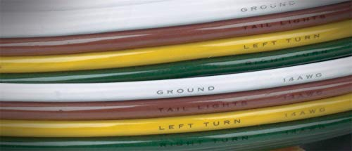 (Hopkins 49955 16/18 Gauge Bonded Wire Spool, 100 Feet)