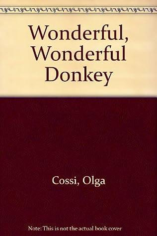 book cover of Wonderful, Wonderful Donkey