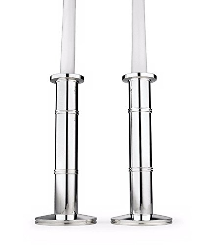Kate Spade Pompano Point Candlestick Pair by Lenox