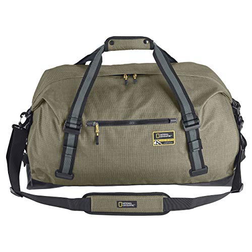 Eagle Creek National Geographic Adventure Duffel 60l Bag, Mineral Green One Size