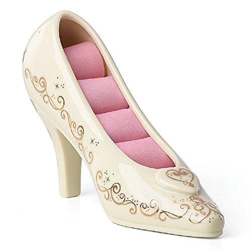 - Lenox Cinderella's Slipper Ring Holder