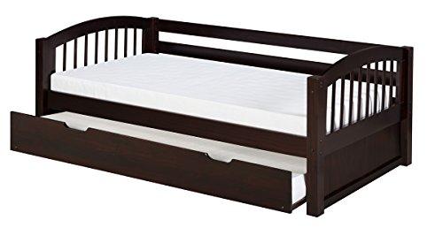 Camaflexi C202_TR Day Bed, Twin, Cappuccino ()