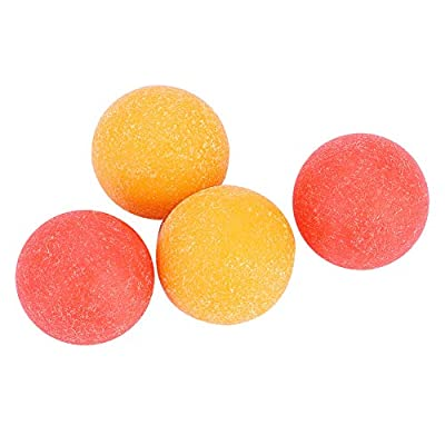 Table Soccer Foosballs Replacement Balls, 4PCS Roughened Surface Mini Table Soccer Footballs Balls Tabletop Game Ball 36mm : Sports & Outdoors