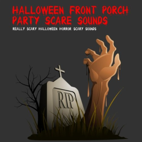 Halloween Front Porch Party Scare Effects 1