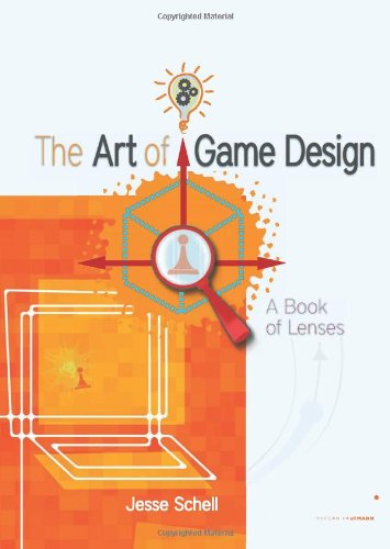 The Art of Game Design: A Book of Lenses by CRC Press