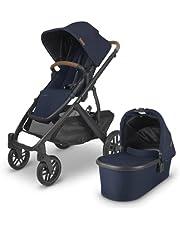 Vista V2 Stroller - NOA (Navy/Carbon/Saddle Leather)