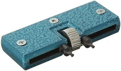 Outil Horloger pour Ouvrir Socle Ouvre Boitier Remplacer Piles Étau de Montre FR