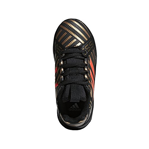 Unisex Adulto Zapatillas 000 Messi Rapidaturf Rojsol Ormetr Negbas K adidas Negro Deporte de wxq4pTxWY0