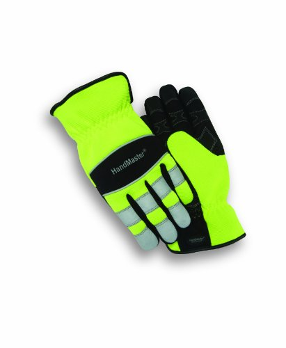 Magid PGP90TL ProGrade Plus High Visibility Glove, Men's -