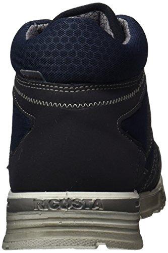 Ricosta Unisex Adulto-rocco Alta Sneaker Lago / Oceano